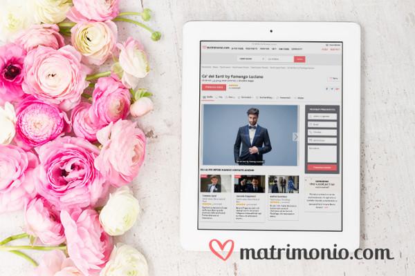 Brand Consigliato matrimonio.com